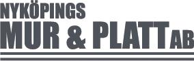 Nykopings Mur o Platt AB Logo